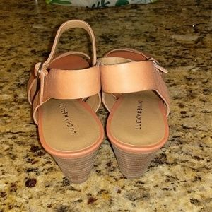 Lucky Brand Shoes - Lucky Brand wedges